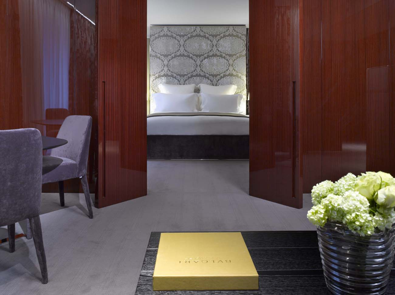 Bulgari Hotel and Residencies, Knightsbridge, London.
